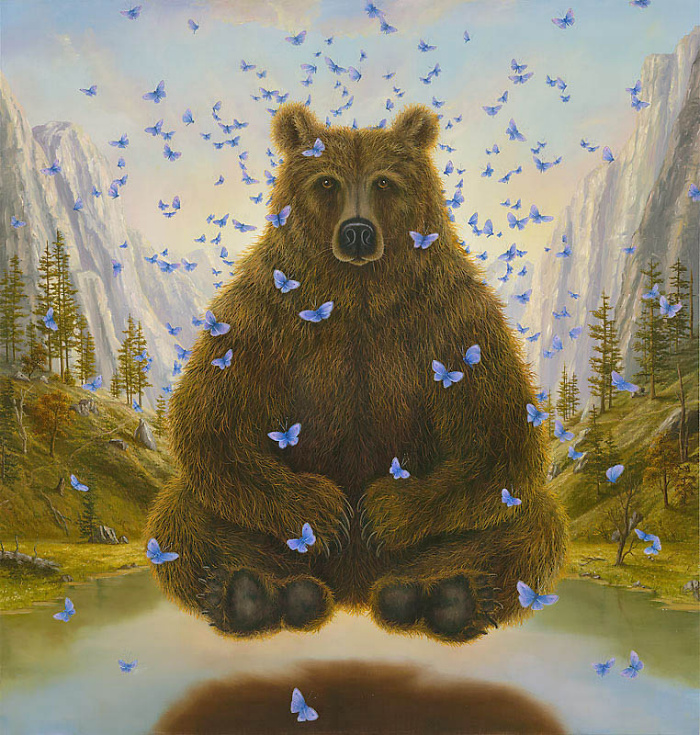 Teddy Land: Guru by Robert Bissell