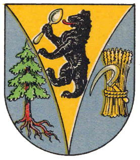 Teddy Land: Krupp-Stadt Berndorf coat of arms