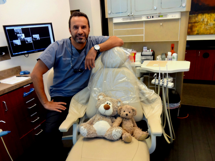 Teddy Land: Dr Touraj Habashi