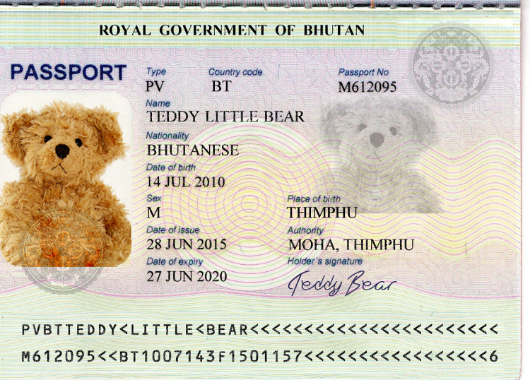 Teddy Land: It's my Birthday