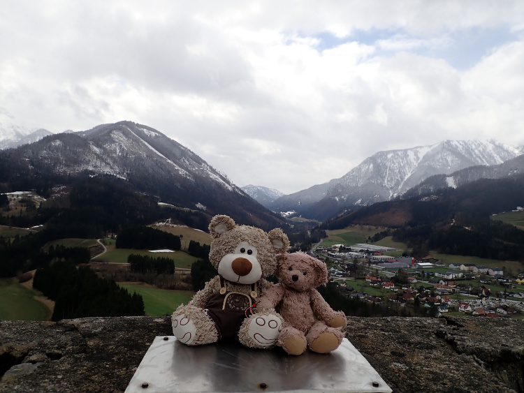 Teddy Land: Burg Gallenstein