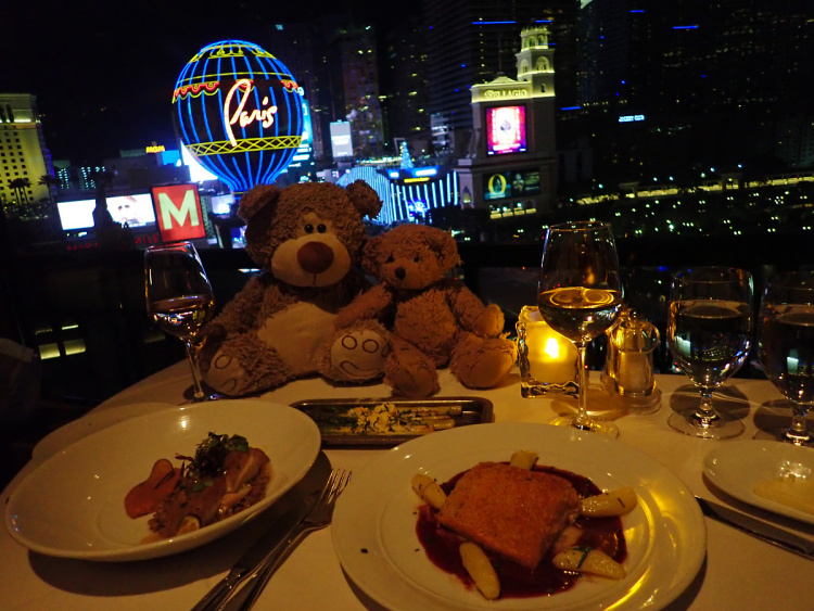 Teddy Land: Bellagio
