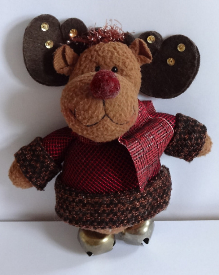 Teddy Land: Elencho (Little Reindeer)