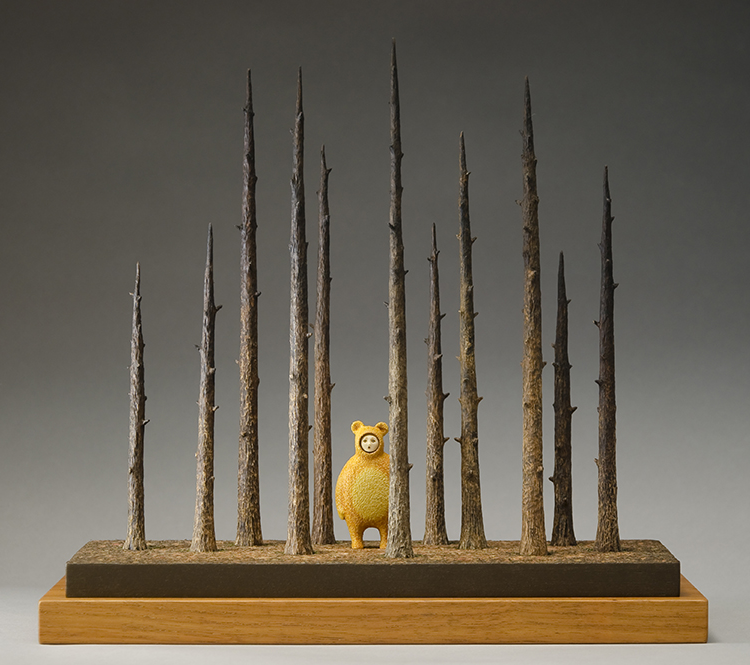 Teddy Land: John Morris - Down in the Woods