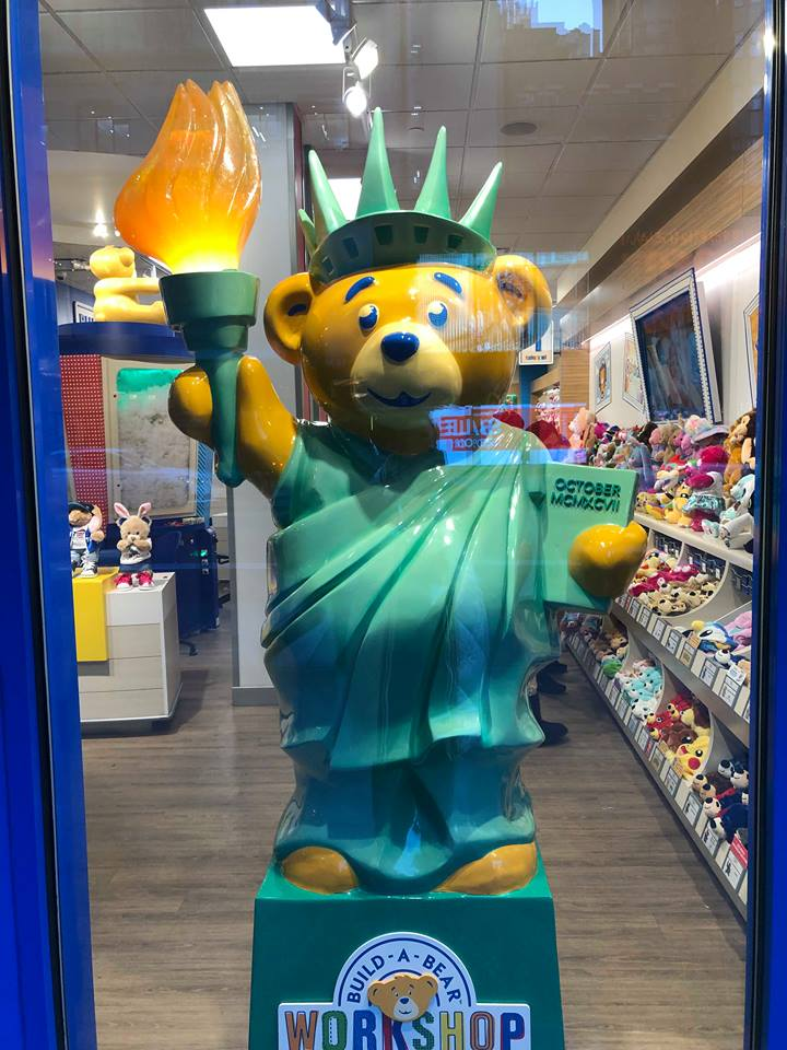 Teddy Land: Liberty Bears