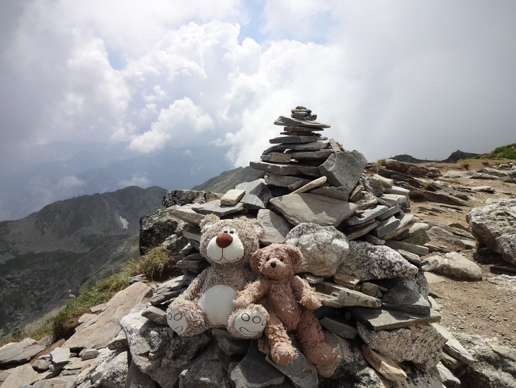 Teddy Land: Malyovitsa, Rila Mountains