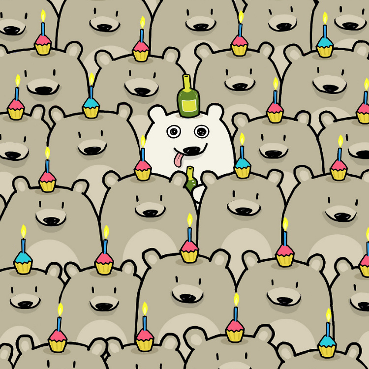 Teddy Land: Happy Birthday Bears - Sebastien Millon