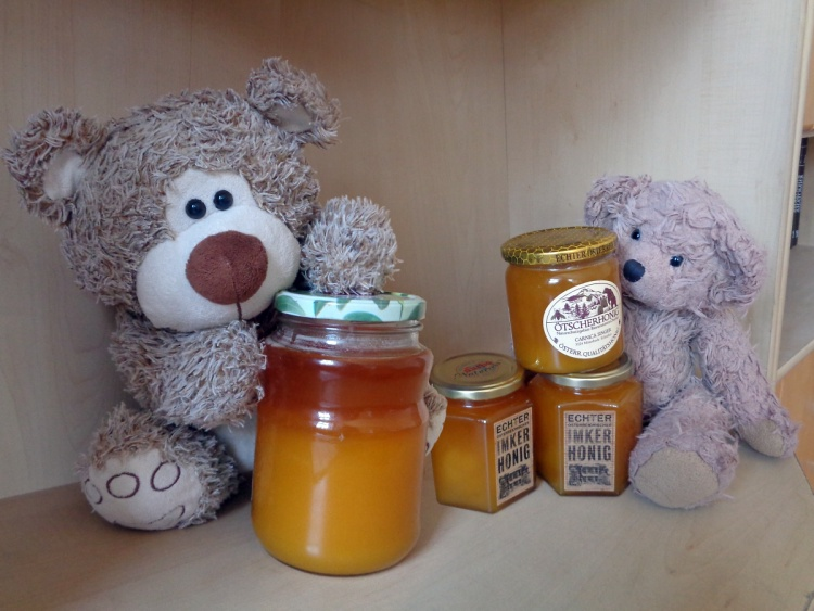 Teddy Land: Replenish the inventory