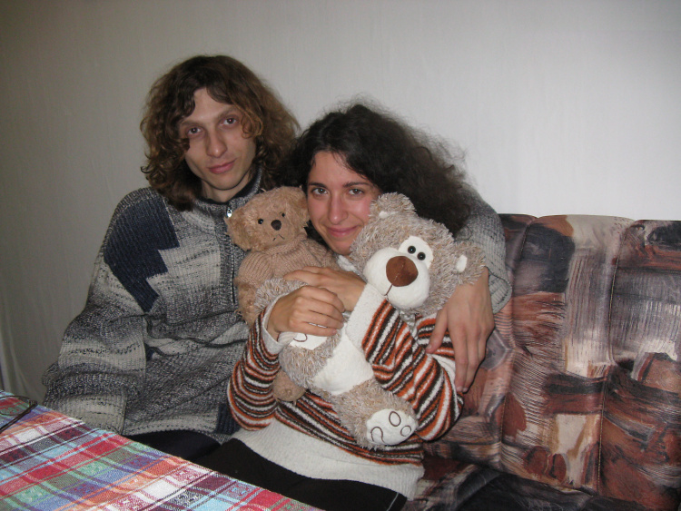 Teddy Land: Dancho Serafimov and Vesi Ogneva