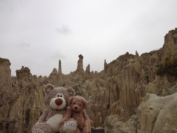 Teddy Land: Valle de la Luna