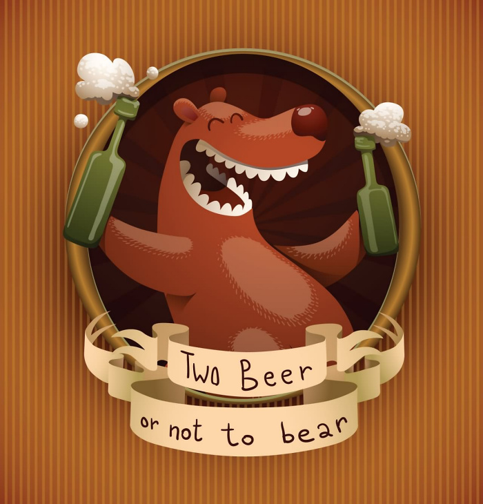 Teddy Land: Two Beer or not to Bear