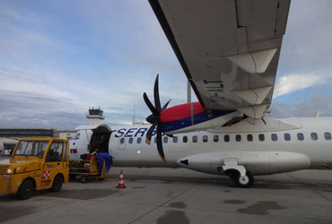 Air Serbia 122 2015-12-22: Fasten your seatbelts, it's gonna be a bumpy ride