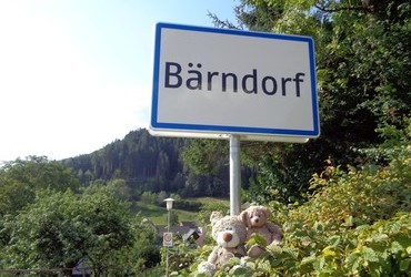 Bärndorf means Bear village