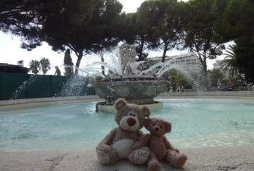 The Three Graces - Nice, France