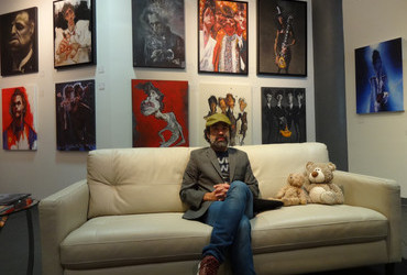 Jota Leal @ Gallery of Music & Art
