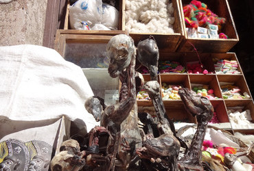 Mercado de las Brujas (The Witch Market) - La Paz, Bolivia
