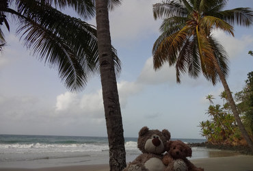 Bacolet Beach, Tobago