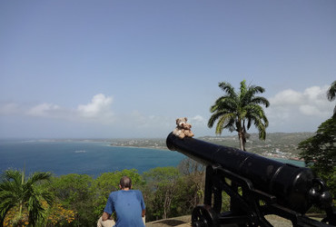 Fort King George - Scarborough, Tobago
