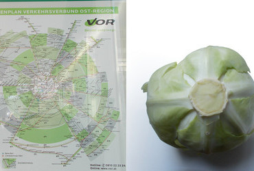 My dream was to live in the Big Apple, but so far made it to The Big Cabbage - Vienna, Austria