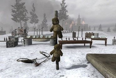 The map maker used Teddy Bears in Call of Duty: Black Ops II (2012) to represent the death of his daughter, Ashley, from cancer.