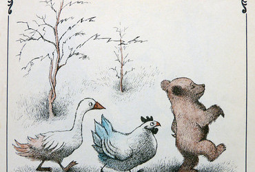 Little Bear written by Else Holmelund Minarik in 1957