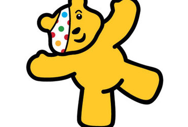 Pudsey Bear is BBC Children in Need's mascot