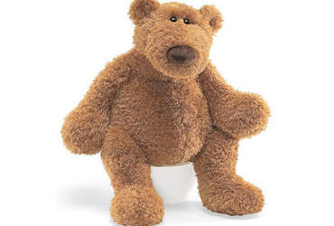 Schlepp Bear made by Gund