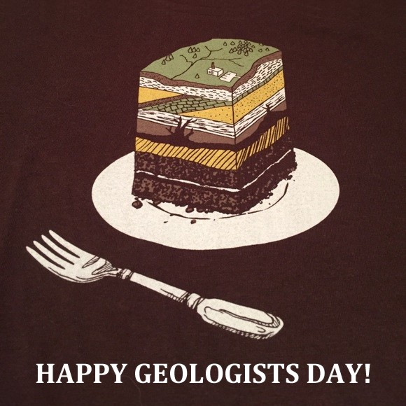 Teddy Land: Happy Geologists Day