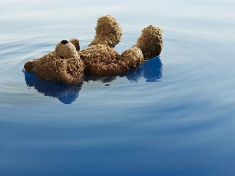 Teddy Land: Teddy Bear floating