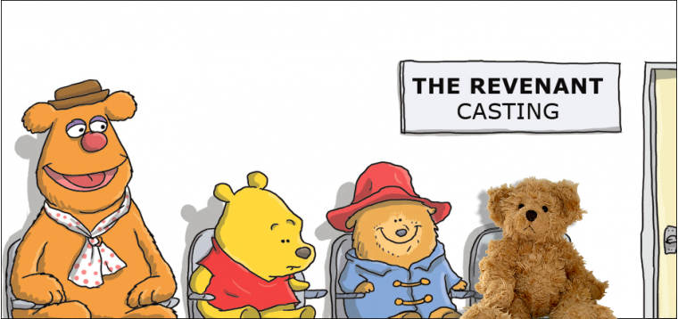 Teddy Land: The Revenant casting (our version)