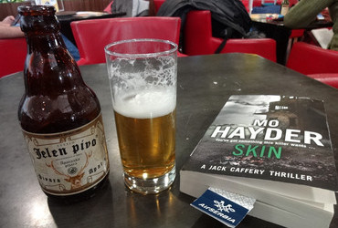 Perfect beer and appetizer pairing - Belgrade Nikola Tesla Airport