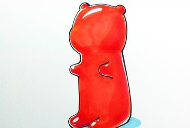 What do you call a bear with no teeth? A gummy bear.