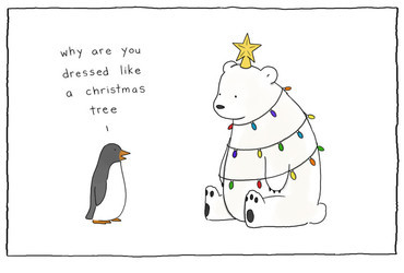 Christmas Tree by Liz Climo