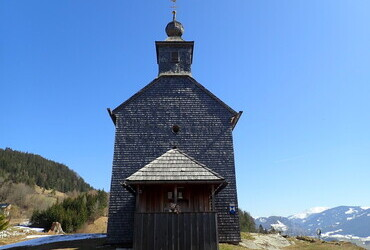 Johanneskapelle 12th century chirch, one of the oldest in Austria (Wikipedia)