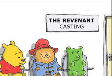 The Revenant casting by Wumo