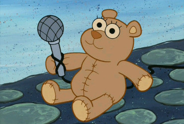 Confess A Bear - SpongeBob SquarePants - The Pink Purloiner (season 4 episode 20a)
