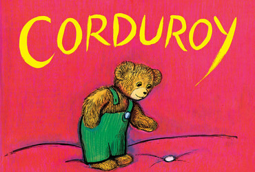 Corduroy Bear written by Don Freeman in 1968