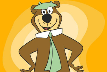 Yogi was created by William Hanna and Joseph Barbera in 1957